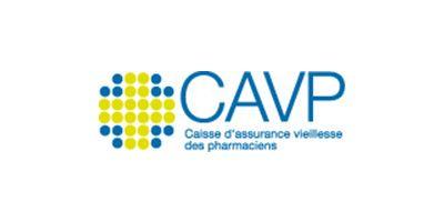 logo de la CAVP Caisse Assurance Vieillesse des Pharmaciens