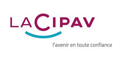 Logo CIPAV Caisse interprofessionnelle de prévoyance et d'assurance vieillesse des professions libérales