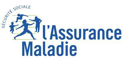 logo de la CPAM Caisse Primaire d'Assurance Maladie