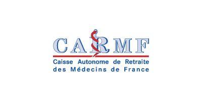 Logo de la CARMF Caisse Autonome de Retraite des Médecins de France